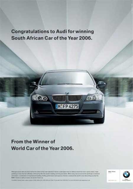 Congratulations to Audi