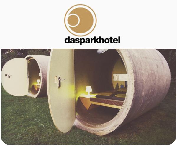 Dasparkhotel Logo