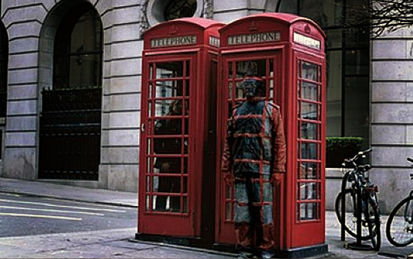 Telephone Booth 2008