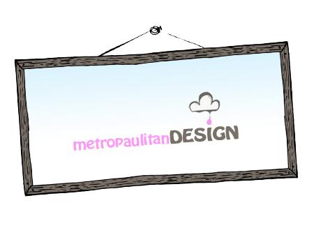metropaulitan DESIGN Logo