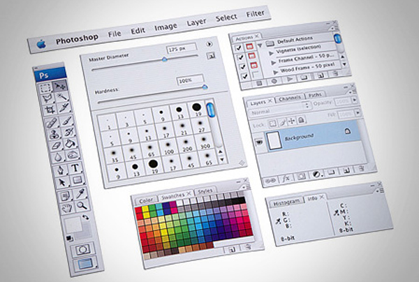 Photoshop Magnet Kit