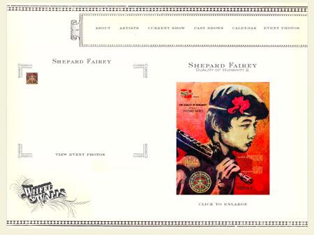 San Francisco Shepard Fairey Show
