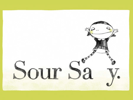 Sour Sally Home Page